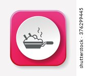 pot icon | Shutterstock .eps vector #376299445