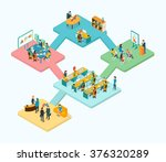 reception  training  meeting... | Shutterstock . vector #376320289