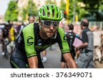 Small photo of Milano, Italy 31 May 2015; Ryader Hejedal tired after finishing his first Giro DItalia