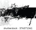 abstract background with grunge ... | Shutterstock .eps vector #376371361