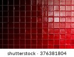 Modern Red Tile Wall Texture...