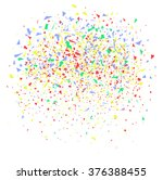 vector illustration of colorful ... | Shutterstock .eps vector #376388455