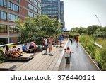 new york  us   august 2015  the ... | Shutterstock . vector #376440121