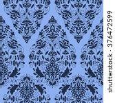 vector  seamless paisley pattern | Shutterstock .eps vector #376472599