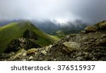 The Track Of Striding Edge Fro...