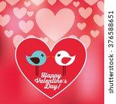 love card design  | Shutterstock .eps vector #376588651