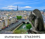 Aerial View Of Paris   The...