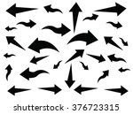 vector illustration of curved... | Shutterstock .eps vector #376723315