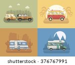 Rv Travel Concepts. Retro...