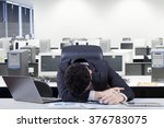 Stressful Male Entrepreneur...
