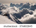 Alpine Landscape With Steep...
