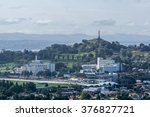 Auckland City View From Mount...