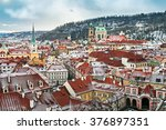 Panoramic View Of Prague From...