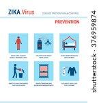 zika virus prevention medical... | Shutterstock .eps vector #376959874