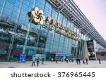 guangzhou  china   nov 25 ... | Shutterstock . vector #376965445