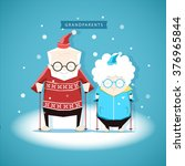 vector illustration of the... | Shutterstock .eps vector #376965844