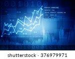 business graph | Shutterstock . vector #376979971