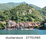 Varenna Town At The Famous...