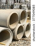 Cement Tube Water Drain For...