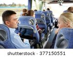 transport  tourism  road trip... | Shutterstock . vector #377150551