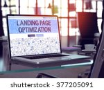 landing page optimization...