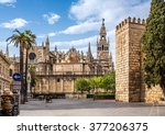 Seville Cathedral. Spain. It I...