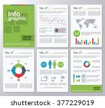 infographic icon design  | Shutterstock .eps vector #377229019