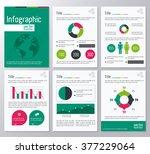 infographic icon design  | Shutterstock .eps vector #377229064