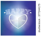 colored background with text... | Shutterstock .eps vector #377244175