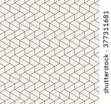 vector seamless pattern. modern ... | Shutterstock .eps vector #377311681