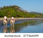 Horseback Riding In Costa Rica...