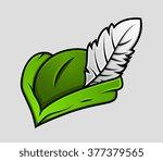 robin hood cap vector | Shutterstock .eps vector #377379565