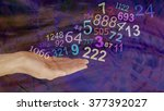 what do your numbers mean  ... | Shutterstock . vector #377392027