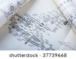detail of a drawing | Shutterstock . vector #37739668