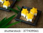 Small photo of Mango and coconut agar-agar
