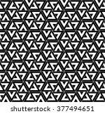 vector seamless texture. modern ... | Shutterstock .eps vector #377494651
