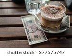 American Five Dollar Bill And...