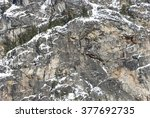 Texture Background Of Mountain...