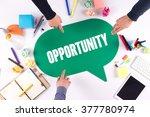 teamwork business brainstorm... | Shutterstock . vector #377780974