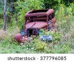 An Old Junk Car Found A Lastin...