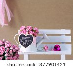happy mothers day | Shutterstock . vector #377901421