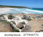 Red Gate Beach, Margareth River, Western Australia