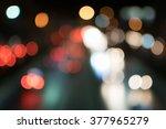 Night City Street Lights...