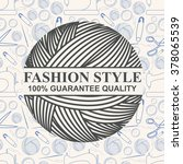 fashion style | Shutterstock .eps vector #378065539
