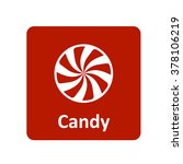 candy icon  candy icon eps10 ...