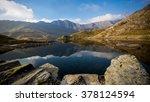 A Beautiful Panorama Of...
