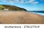 A Cottage On The Beach At...