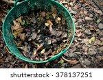 Green Leaf Bin