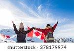 two girls holding hands in... | Shutterstock . vector #378179974