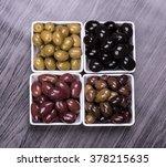 olives   Shutterstock . vector #378215635